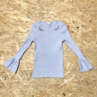 プロポーションボディドレッシング(PROPORTION BODY DRESSING)の美品 PROPORTION BODY DRESSING カットソー 3 JJ22(カットソー(長袖/七分))