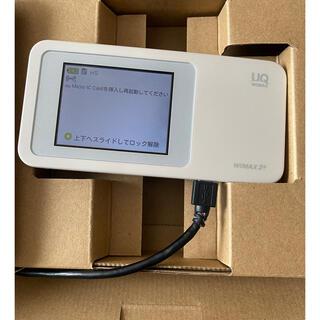 au - 【au】WiMAX2+ W03シリーズ