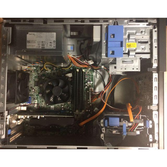 DELL(デル)のDELL ゲーミングPC 増強済み GTX1050Ti搭載 スマホ/家電/カメラのPC/タブレット(デスクトップ型PC)の商品写真