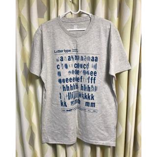 グラニフ(Design Tshirts Store graniph)のgraniph T-shirt  2set(グレー、白)(Tシャツ/カットソー(半袖/袖なし))