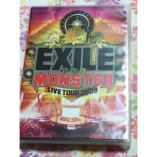 """エグザイル(EXILE)のEXILE/EXILE LIVE TOUR 2009""""THE MONSTER""""…(ミュージック)"""