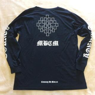 マルセロブロン(MARCELO BURLON)のMARCELO BURLON ロンT 長袖 Tシャツ マルセロブロン(Tシャツ/カットソー(七分/長袖))