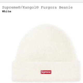 シュプリーム(Supreme)のSupreme®/Kangol® Furgora Beanie White(ニット帽/ビーニー)