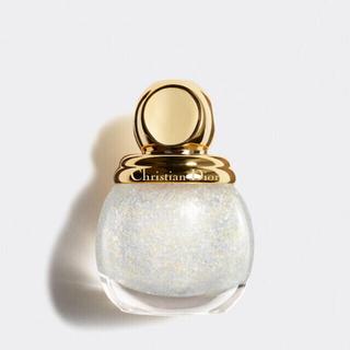 ディオール(Dior)のディオール  ゴールデンスノー 001 ネイルエナメル トップコート(ネイルトップコート/ベースコート)
