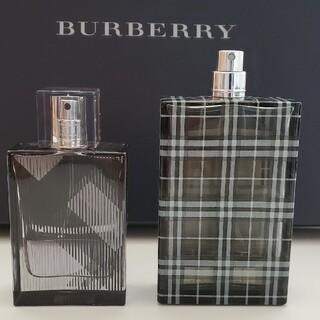 バーバリー(BURBERRY)のバーバーリー ブリット 香水       BURBERRY  2本(香水(男性用))