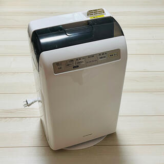 アイリスオーヤマ(アイリスオーヤマ)の中古美品 アイリスオーヤマ RHF-252 加湿器 加湿空気清浄機(加湿器/除湿機)