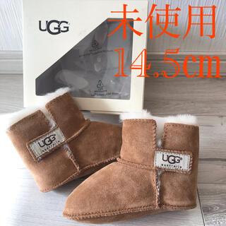 アグ(UGG)のUGG  アグ キッズ ベビー サイズ14.5センチ 未使用(ブーツ)
