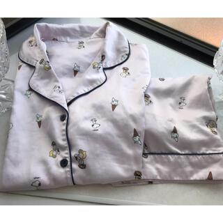 GU - スヌーピーのパジャマ