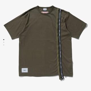 ダブルタップス(W)taps)のWTAPS BIZZ /SS / COTTON. RICHAR Tシャツ  M(Tシャツ/カットソー(半袖/袖なし))
