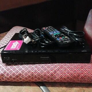 Panasonic - パナ DMR-BR130 外付USB-HDD録画 純正リモ等付320G フル装備