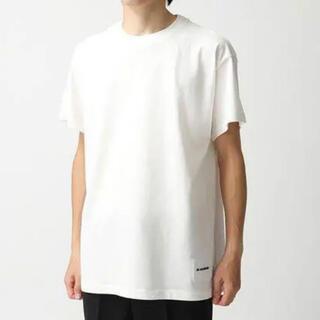 Jil Sander - JIL SANDER 3パックコットンクルーネックTシャツ ジルサンダー