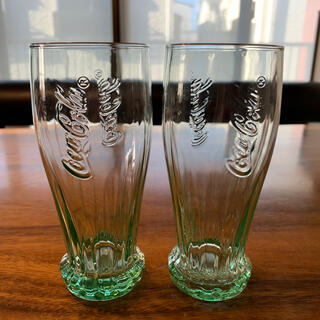 コカコーラ(コカ・コーラ)のコカコーラ 2013 クラウングラス 2個セット(グラス/カップ)