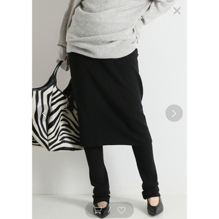 FRAMeWORK - 新品タグ付き フレームワーク◆レギンス付きスカート 38サイズ