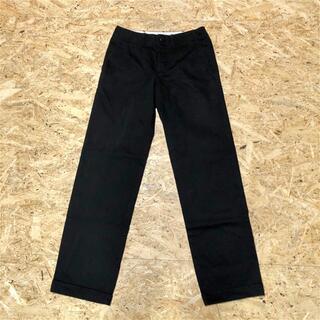ラルフローレン(Ralph Lauren)の美品 ラルフローレンスポーツ チノパン パンツ 61 黒 レディース JK27(チノパン)