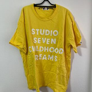 ジーユー(GU)の【studio seven】Tシャツ(Tシャツ/カットソー(半袖/袖なし))