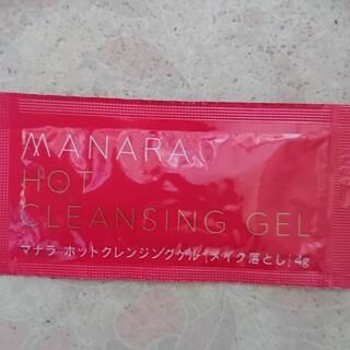 マナラ(maNara)のマナラ ホットクレンジングジェル(洗顔料)
