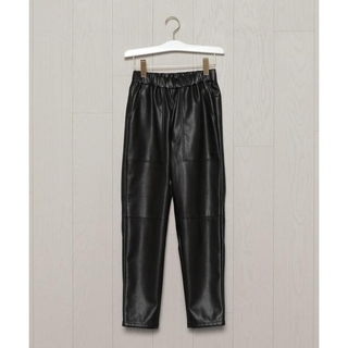 PHEENY - 20AW 新品未使用 PHEENY FAKE LEATHER PANTS