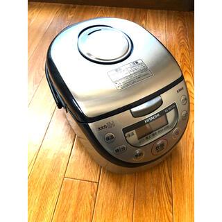 ヒタチ(日立)のHITACHI RZ-MC10J(S) 炊飯器(炊飯器)