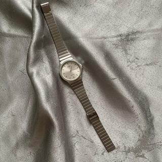 カシオ(CASIO)のCASIO シンプル腕時計(腕時計)
