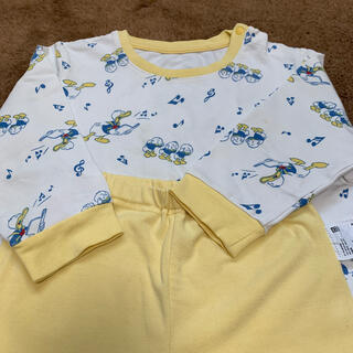 UNIQLO - UNIQLO パジャマ 90サイズ