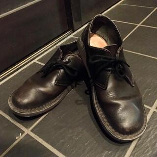 クラークス(Clarks)のClarks 革靴★クラークス レザー シューズ デザート ブーツ デザイン(ブーツ)