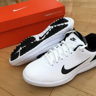 NIKE - ナイキ 靴 ゴルフシューズ インフィニティ G メンズ 25.5 白 ホワイト