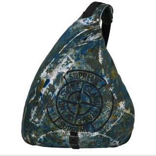 シュプリーム(Supreme)のSupreme Stone Island Shoulder Bag(ボディーバッグ)