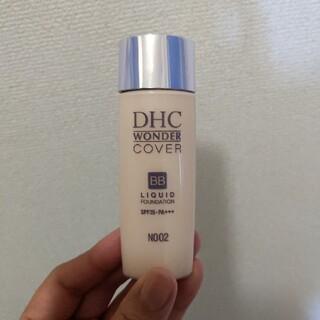 ディーエイチシー(DHC)のDHC ワンダーカバーBBリキッド(BBクリーム)
