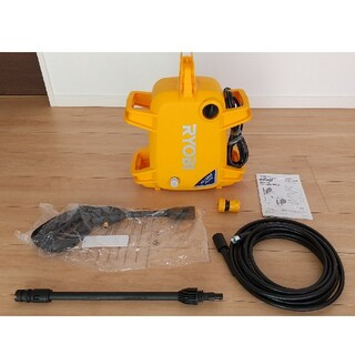 リョービ(RYOBI)の【未使用】【新品】リョービ 高圧洗浄機 KSJ-1210(その他)