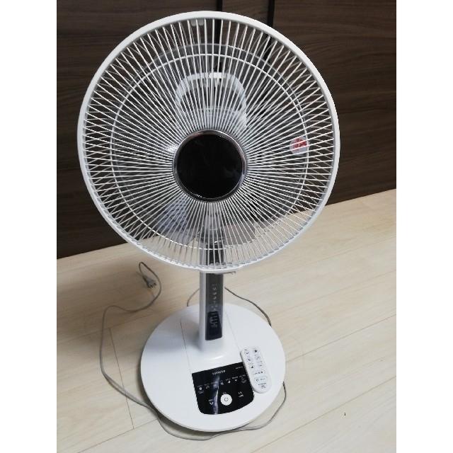 日立(ヒタチ)の日立 扇風機 HEF-DC100 引取の場合1,000円引 スマホ/家電/カメラの冷暖房/空調(扇風機)の商品写真