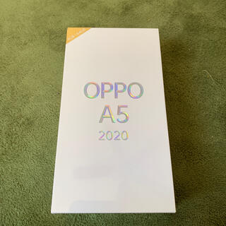 ラクテン(Rakuten)のoppo a5 2020(スマートフォン本体)