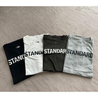 THE NORTH FACE - THE NORTH FACE STANDARD Tシャツ各1枚4色有り