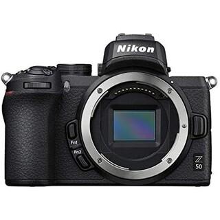 ニコン(Nikon)の新品 NIKON Z50 ボディ(ミラーレス一眼)