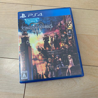 SQUARE ENIX - PS4☆KH III