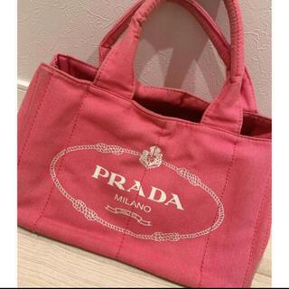 PRADA - カナパ トート