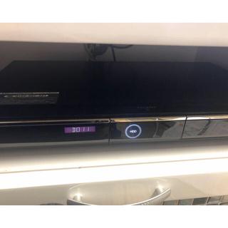SHARP - SHARP Wチューナー AQUOS ブルーレイ BD-HDW73