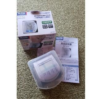 タニタ(TANITA)のタニタ 手首式 デジタル血圧計/数回使用(その他)