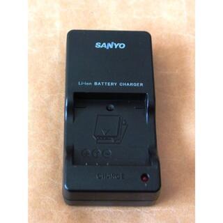 サンヨー(SANYO)の[ SANYO リチウムイオン電池 充電器 VAR-L20N ](コンパクトデジタルカメラ)