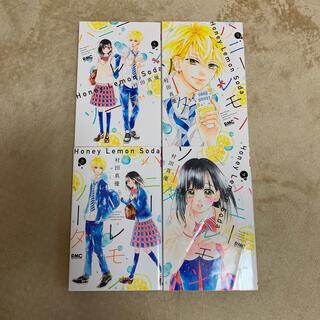 集英社 - ハニーレモンソーダ