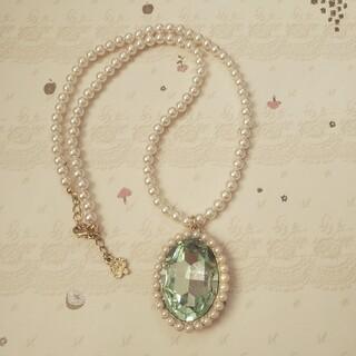 フランシュリッペ(franche lippee)の宝石パール☆ネックレス(ネックレス)