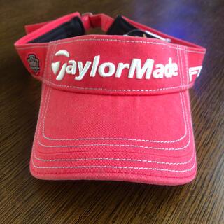 テーラーメイド(TaylorMade)のゴルフ サンバイザー(サンバイザー)
