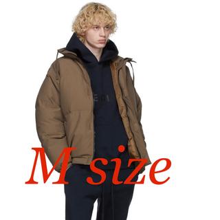 フィアオブゴッド(FEAR OF GOD)のFOG Fear of god essentials puffer jacket(ダウンジャケット)