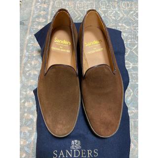 サンダース(SANDERS)のサンダース マッドガード   ローファー 7(ドレス/ビジネス)
