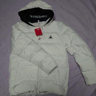 ルコックスポルティフ(le coq sportif)の新品 ルコック ダウンジャケット size O(ダウンジャケット)