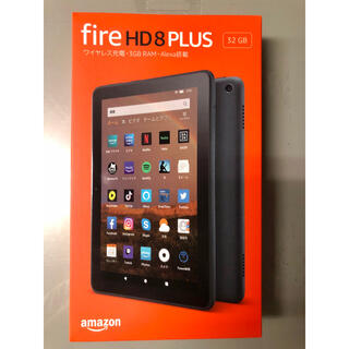 ANDROID - 最新版 Fire HD 8 PLUS 32GB