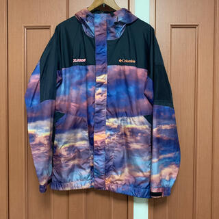 XLARGE×Columbia/SAWTOOTH JACKET【メンズウェア】