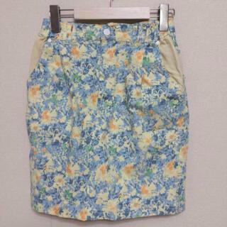 フラワー(flower)のフラワー スカート(ひざ丈スカート)