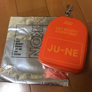 iKON - iKON JU-NE ジュネ シリコンポーチ