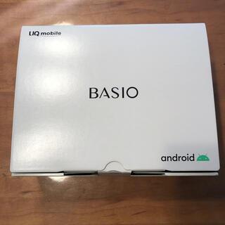 キョウセラ(京セラ)の【専用】【新品】BASIO4(ベイシオ4)KYV47(スマートフォン本体)