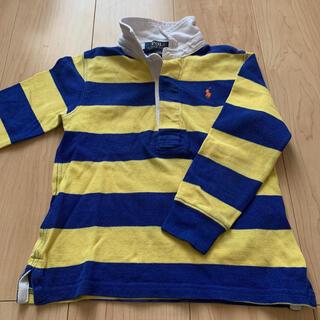 ポロラルフローレン(POLO RALPH LAUREN)のラルフローレン  100cm ラガーシャツ ポロシャツ (その他)